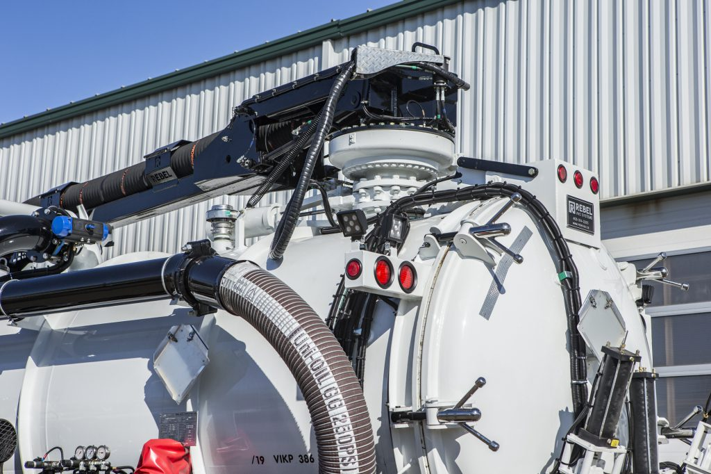 Rebel Vac Custom Units